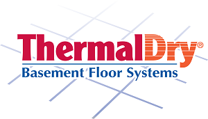 ThermalDry® basement flooring systems