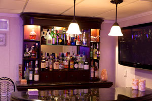 Basement Bar Lighting