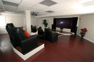 Basement Theater Ideas Designing A Basement Home Theater - Basement home theaters ideas