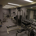 Remodeled basement gym