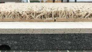Pro Comfort Basement Carpet Waterproof Mold Free Carpeting